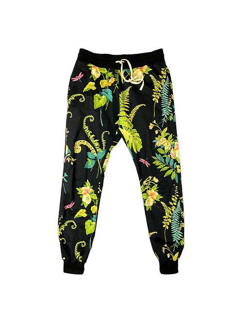 Floral Jogger Pants [set]
