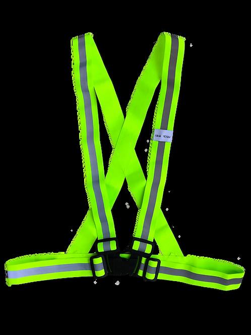 3m Reflective Green Harness