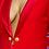 Thumbnail: SWEETHEART | Red Tuxedo Blazer [set]
