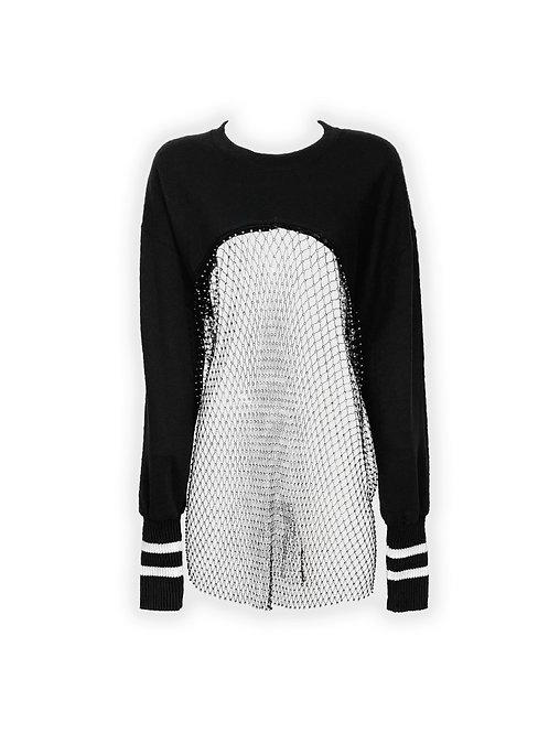 Swarovski Crystal Sweatshirt