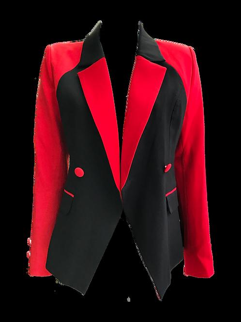 CALISTA | Tuxedo Blazer