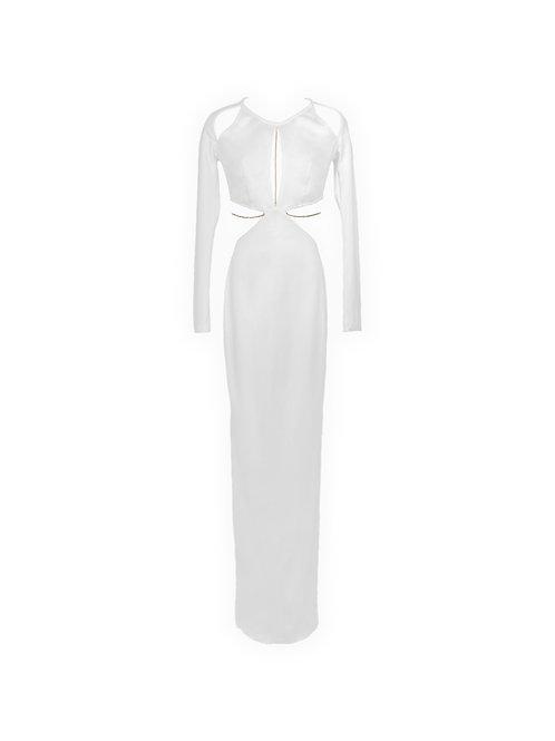 Robyn II   Chain Cutout Dress