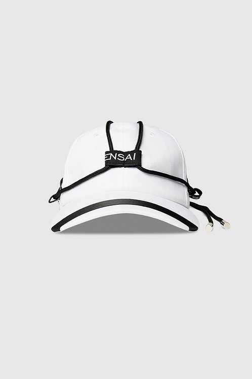 NEO Tech Braided Cap in White