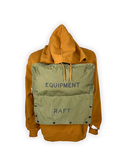 Military Raft Hoodie [set]