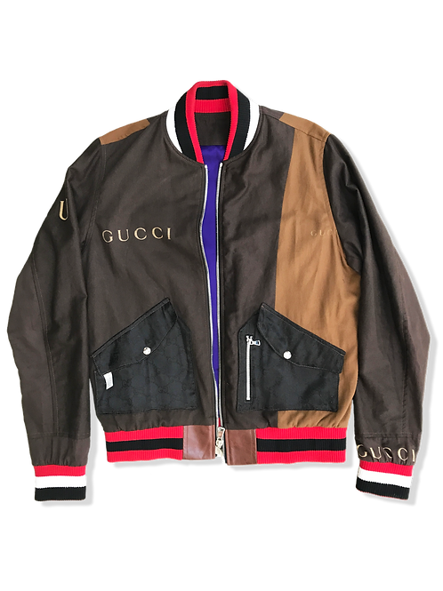 'DD GUCCI' Jacket