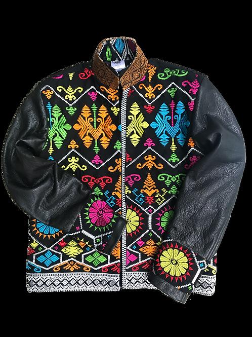 Balinese Leather Jacket