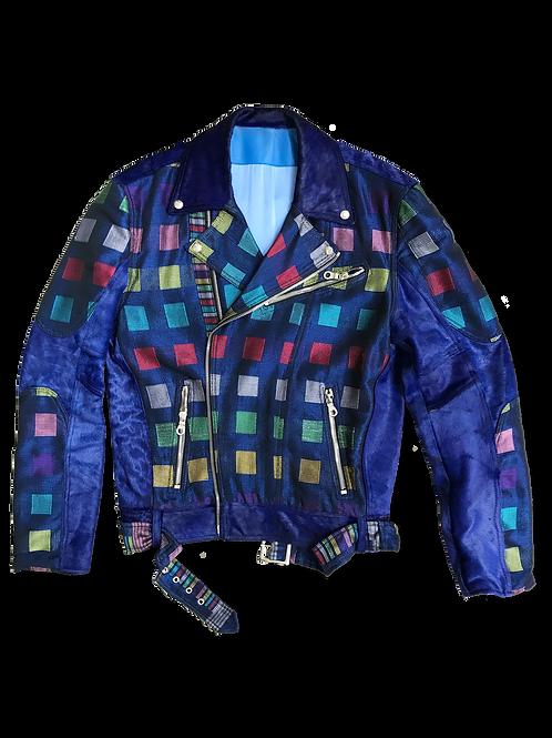 Sengalese Moto Jacket