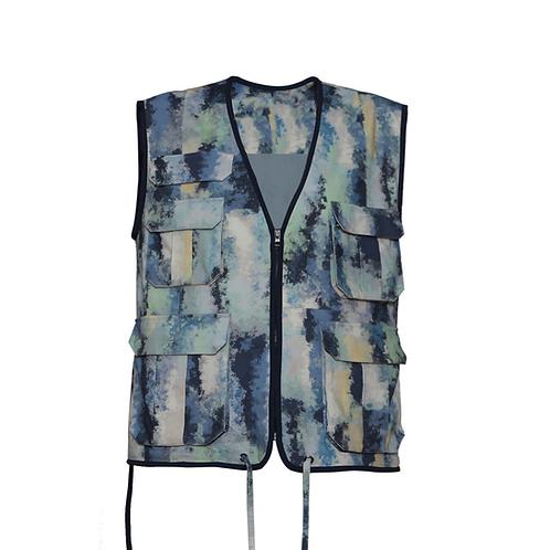 Forest Utility Vest F8KE CHEMICAL CLUB - Vytal Fashion Showroom