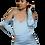 Thumbnail: DESI | Open Shoulder Bodysuit [set]