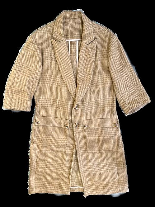 Morris Linen Coat