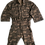 Thumbnail: Knee-Length Camo Jumpsuit