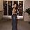 Thumbnail: RIHANNA | Y-Back Glitter Dress