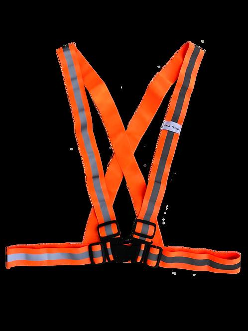 3m Reflective Orange Harness