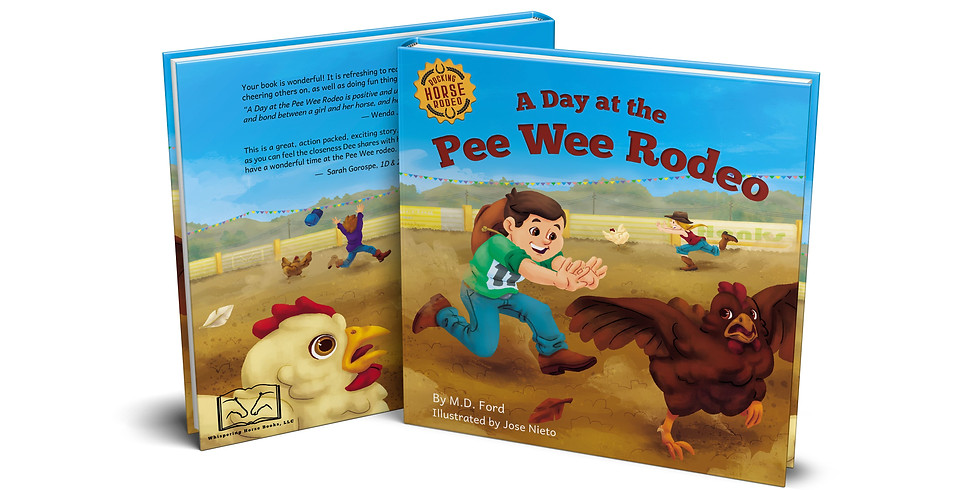 A Day At The Pee Wee Rodeo