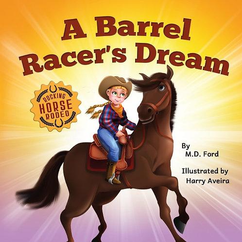 A Barrel Racer's Dream - Ebook