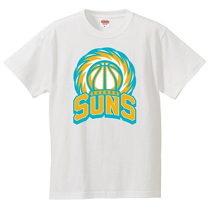Tシャツ【ロゴ】ホワイト