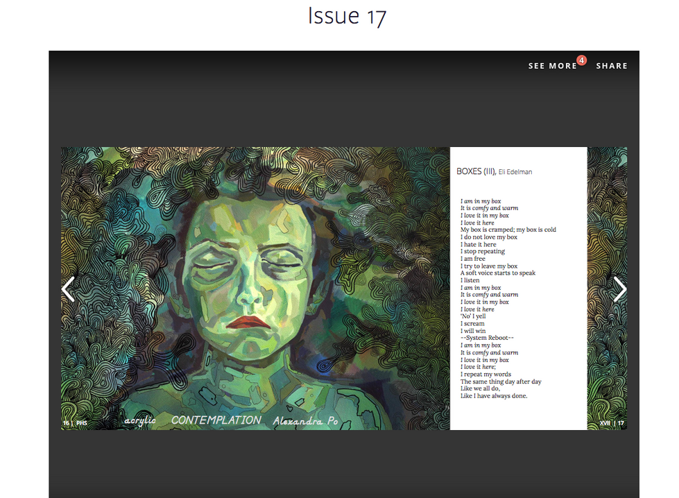 The Ivy. Issue #17