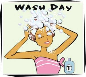My Wash Day Routine