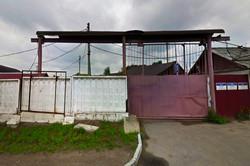 Scrap garage