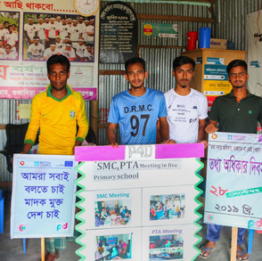 দুর্নীতি প্রতিরোধে করণীয় বিষয়ে কিশোরগঞ্জের মানুষকে সচেতন করছে একটি সিএসও সংস্থা
