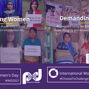 International Women's Day Campaign Exceeds Expectations
