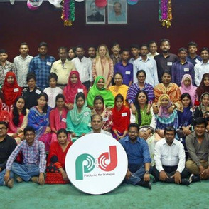 CRC VOLUNTEERS TRAINED ON EFFECTIVE COMMUNITY ENGAGEMENT