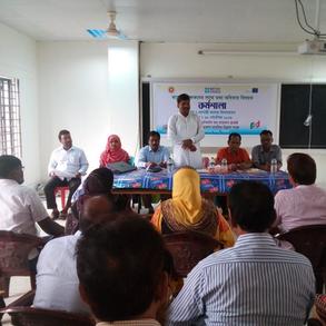 Community Development through Social Dialogue: Work of a CSO