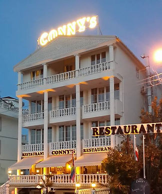 hotel is rated number 1 connys side turkey