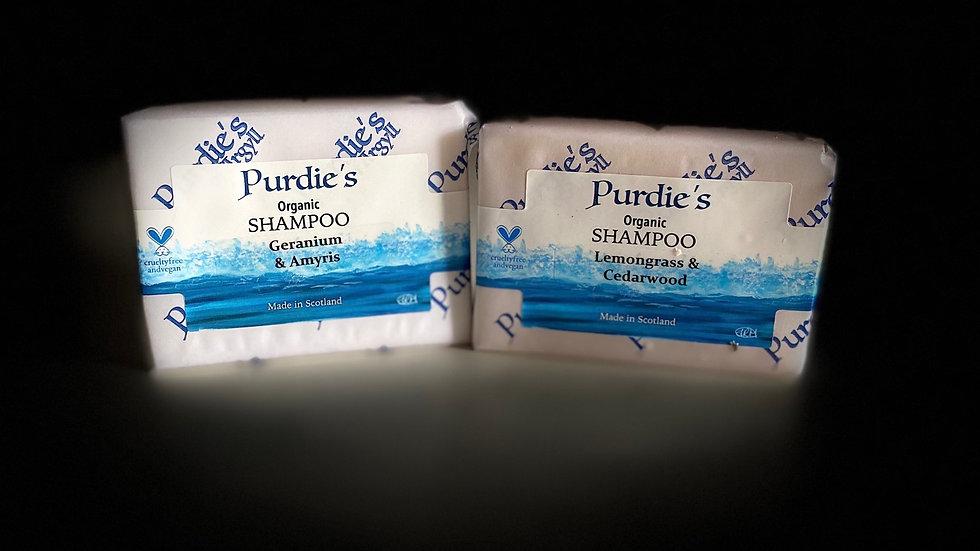 Purdie's Shampoo Soap Bar