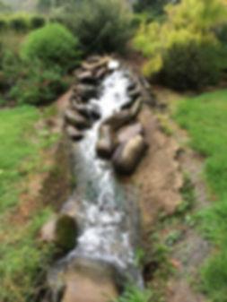 Trout & Salmon Farm Harrietville Stream