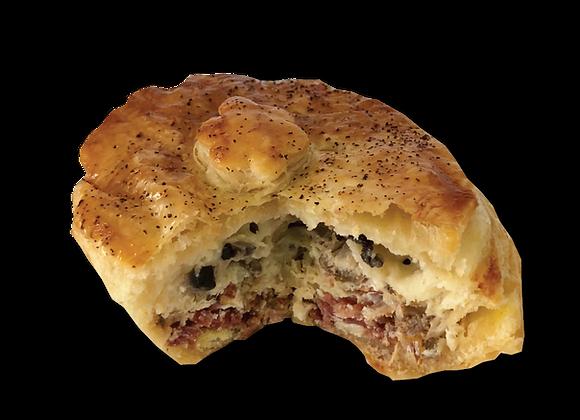 The Works Breakfast Pie