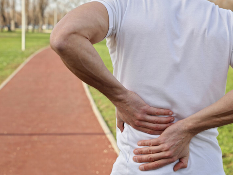 Common Causes for Lower Back Pains