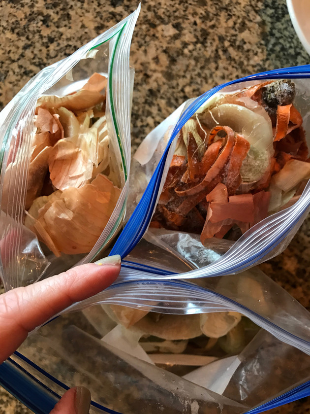 Homemade Broth and What To Do With It