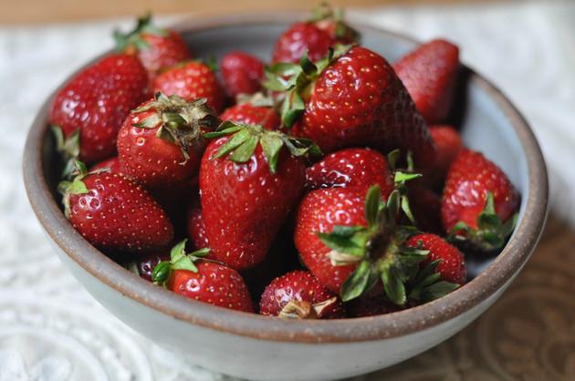 Strawberry Poppyseed Vinagrette