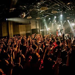 ASH DA HERO GSSR2大阪公演