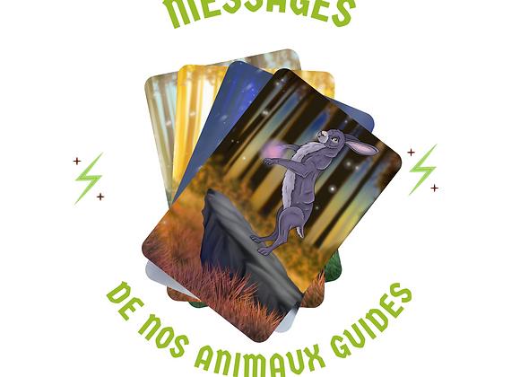 """L'oracle """"messages de nos animaux guide"""""""