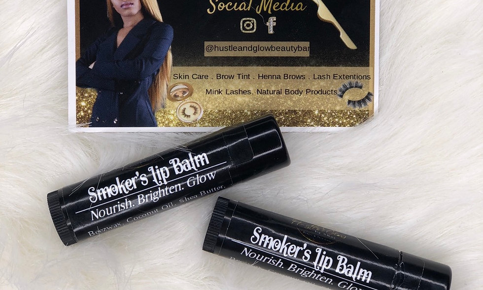 Hustle & Glow Lip Balm