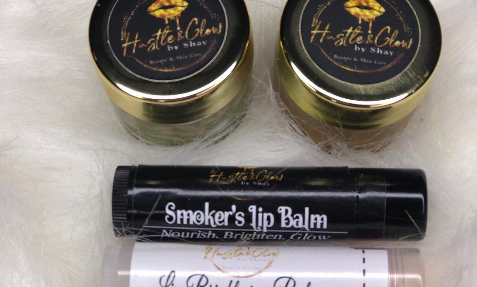 Hustle & Glow Lip Kit