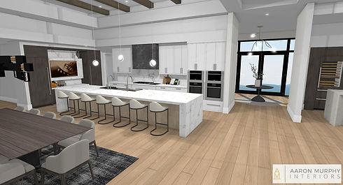 Aaron Murphy Interiors Kitchen Design