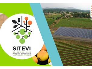 Retrouvez-nous au SITEVI 2019 Stand 22D Hall 3 - 26 au 28.11 / Find us at SITEVI 2019 Stand 22D Hall