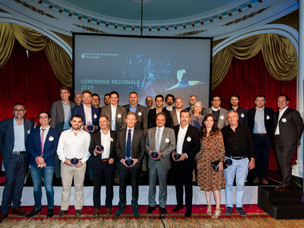 Remise du Prix de l'Entrepreneur de l'année 2019 organisé par EY - Hôtel Negresco - Nice - 2