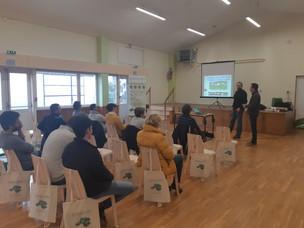 Réunions publiques SICAREV Coop & IRISOLARIS / Public meetings SICAREV Coop & IRISOLARIS