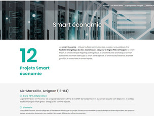 UN PROJET SMART ECONOMIE IRISOLARIS MIS EN LUMIÈRE PAR L'ALLIANCE FLEXGRID / A SMART ECONOMY IRI