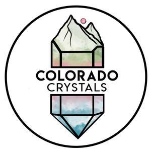 Logo for Colorado Crystals