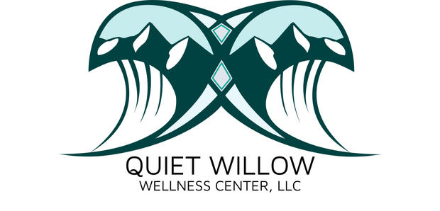 Quiet Willow Wellness Center Logo Design