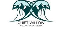 Quiet Willow Wellness Center Logo Design