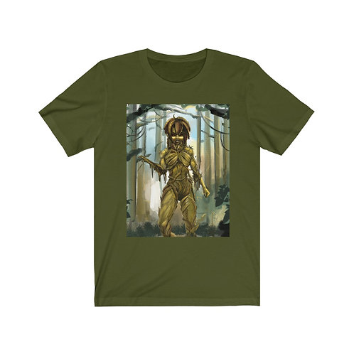Swamp Thang Unisex Jersey Short Sleeve Tee