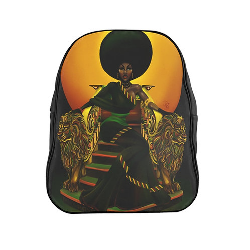 Penny afro-sheen Backpack