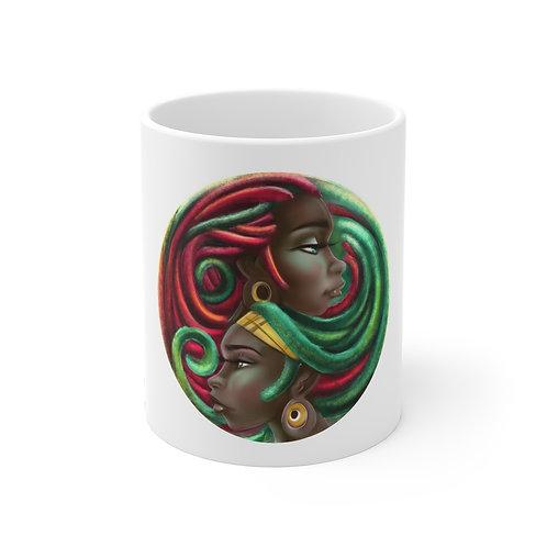 Africa - Afrika Mug