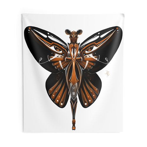 Oh My Monarch Butterfly Indoor Wall Tapestries